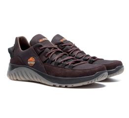 Купить Чоловічі кросівки Icefield коричневі в Украине