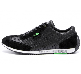 Купить Мужские кроссовки Lacoste черные