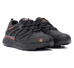 Мужские кроссовки Merrell черные (black)