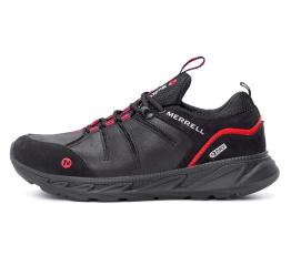 Купить Чоловічі кросівки Merrell чорні з червоним (black-red)
