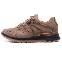 Купить Чоловічі кросівки Merrell коричневі