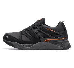 Купить Мужские кроссовки на меху Merrell черные
