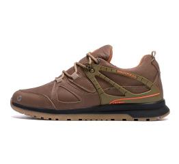 Купить Мужские кроссовки на меху Merrell коричневые