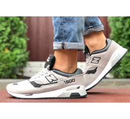 Купить Мужские кроссовки New Balance 1500 бежевые