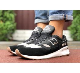Купить Чоловічі кросівки New Balance 1500 чорні з сірим в Украине