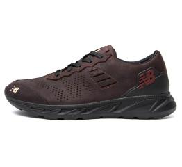 Купить Мужские кроссовки New Balance Classic темно-коричневые (chocolate)