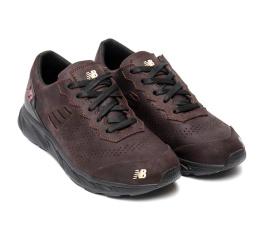 Купить Мужские кроссовки New Balance Classic темно-коричневые (chocolate) в Украине