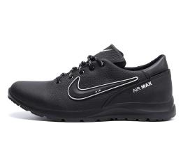 Мужские кроссовки Nike Air черные