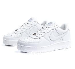 Купить Мужские кроссовки Nike Air Force 1 белые