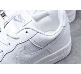 Купить Мужские кроссовки Nike Air Force 1 белые в Украине