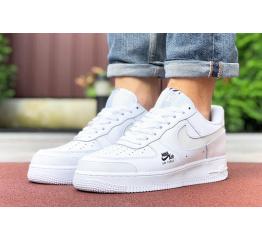 Купить Мужские кроссовки Nike Air Force 1 Low белые в Украине