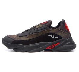 Купить Мужские кроссовки Nike Air Max 270 хаки с черным