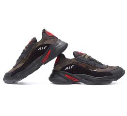 Купить Мужские кроссовки Nike Air Max 270 хаки с черным в Украине