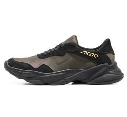 Купить Мужские кроссовки Nike Air Max 270 темно-зеленые