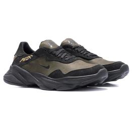 Купить Чоловічі кросівки Nike Air Max 270 темно-зелені в Украине