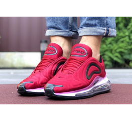 Купить Мужские кроссовки Nike Air Max 720 красные в Украине