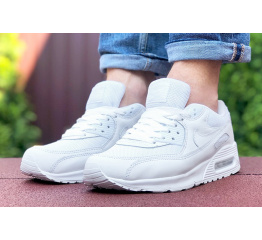 Купить Мужские кроссовки Nike Air Max 90 белые