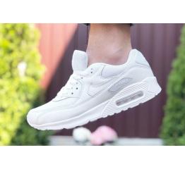 Купить Мужские кроссовки Nike Air Max 90 белые в Украине