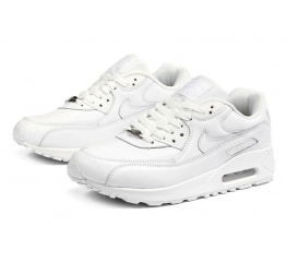 Мужские кроссовки Nike Air Max 90 белые