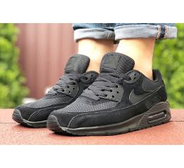 Купить Мужские кроссовки Nike Air Max 90 черные