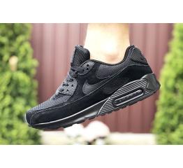 Купить Мужские кроссовки Nike Air Max 90 черные в Украине