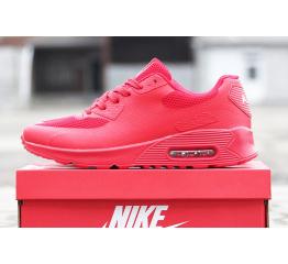 Купить Мужские кроссовки Nike Air Max 90 Hyperfuse красные