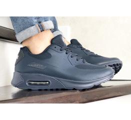 Купить Мужские кроссовки Nike Air Max 90 Hyperfuse темно-синие в Украине