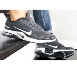 Купить Чоловічі кросівки Nike Air Presto CR7 сірі з білим в Украине
