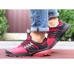 Мужские кроссовки Nike Air Presto красные