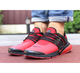 Купить Чоловічі кросівки Nike Air Presto червоні в Украине