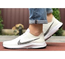 Купить Мужские кроссовки Nike Air Zoom белые