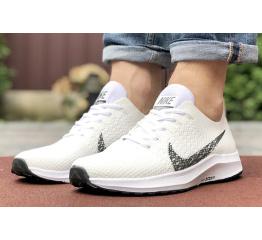 Купить Чоловічі кросівки Nike Air Zoom білі в Украине