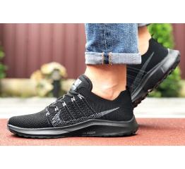 Купить Мужские кроссовки Nike Air Zoom черные