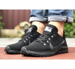 Купить Чоловічі кросівки Nike Air Zoom чорні в Украине