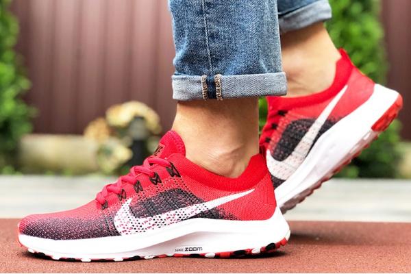 Мужские кроссовки Nike Air Zoom красные