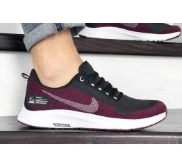 Купить Мужские кроссовки Nike Air Zoom Pegasus 35 Shield бордовые
