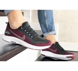 Купить Мужские кроссовки Nike Air Zoom Pegasus 35 Shield бордовые в Украине