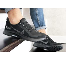 Купить Чоловічі кросівки Nike Air Zoom Pegasus 35 Shield чорні в Украине