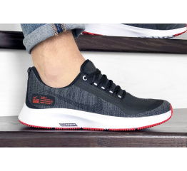 Купить Мужские кроссовки Nike Air Zoom Pegasus 35 Shield черные с белым и красным