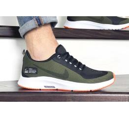 Купить Мужские кроссовки Nike Air Zoom Pegasus 35 Shield зеленые