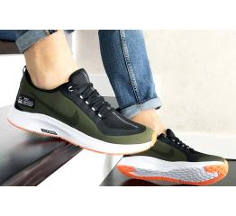 Купить Чоловічі кросівки Nike Air Zoom Pegasus 35 Shield зелені в Украине