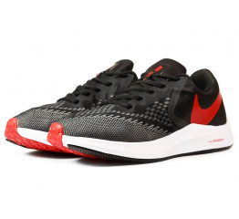 Купить Чоловічі кросівки Nike Air Zoom Winflo 6 чорні
