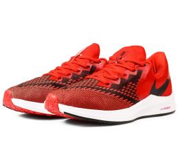 Купить Мужские кроссовки Nike Air Zoom Winflo 6 красные