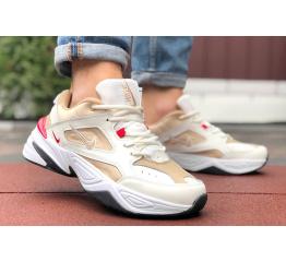 Купить Мужские кроссовки Nike M2K Tekno бежевые