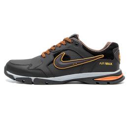 Купить Чоловічі кросівки Nike темно-коричневі
