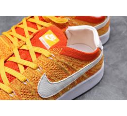 Купить Мужские кроссовки Nike Tennis Classic Ultra Flyknit оранжевые (orange) в Украине