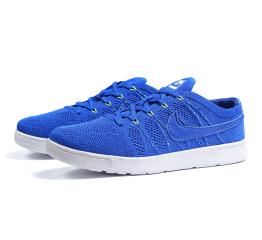 Купить Мужские кроссовки Nike Tennis Classic Ultra Flyknit синие (royal blue)