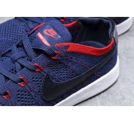 Купить Мужские кроссовки Nike Tennis Classic Ultra Flyknit темно-синие (dk blue) в Украине