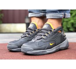 Купить Чоловічі кросівки Nike Zoom 2K сірі в Украине