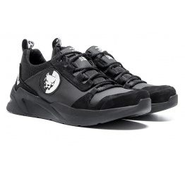 Купить Чоловічі кросівки Pitbull чорні (black) в Украине